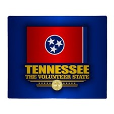 Tennessee (v15) Throw Blanket