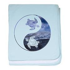 YN Turtle-01 baby blanket