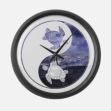 YN Turtle-01 Large Wall Clock