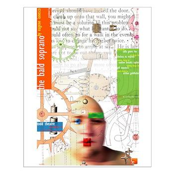 Small Bald Soprano Poster