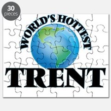 World's Hottest Trent Puzzle