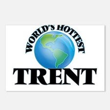 World's Hottest Trent Postcards (Package of 8)