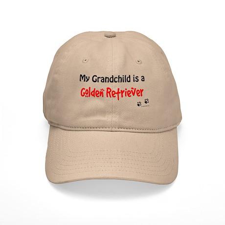 Golden Grandchild Cap