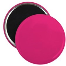 French Rose Pink Magnets