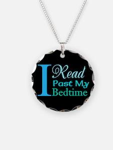 Rebel Reader Necklace