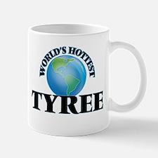 World's Hottest Tyree Mugs