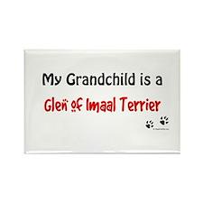 Glen Grandchild Rectangle Magnet