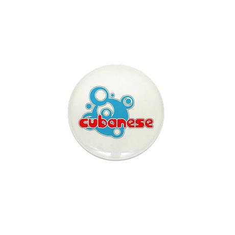 Cubanese Mini Button