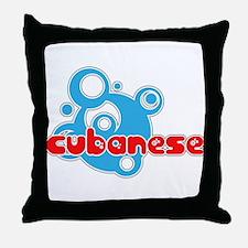 Cubanese Throw Pillow