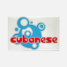 Cubanese Rectangle Magnet