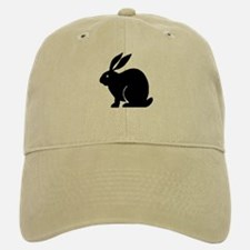 Bunny Rabbit Baseball Baseball Cap