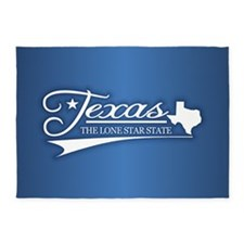 Texas State of Mine 5'x7'Area Rug