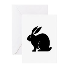 Bunny Rabbit Greeting Cards (Pk of 10)