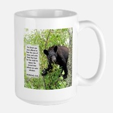 Bear The Sins - Hebrews 9:28 Mugs