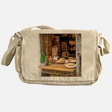 Cute Brett Messenger Bag