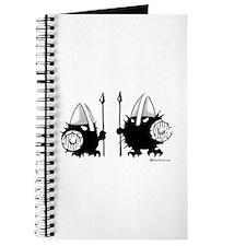Viking Hedgehogs! Journal