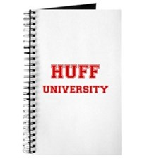 HUFF UNIVERSITY Journal