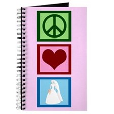 Bride Pink Journal