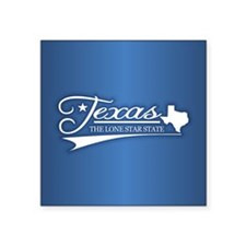 Texas State of Mine Sticker