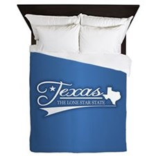 Texas State of Mine Queen Duvet