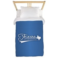 Texas State of Mine Twin Duvet