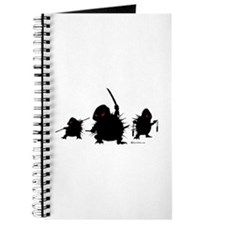Ninja Hedgehogs Journal