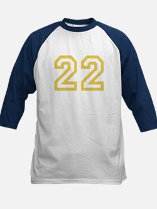 GOLD #22 Tee