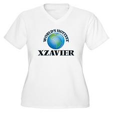World's Hottest Xzavier Plus Size T-Shirt