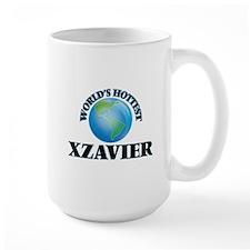 World's Hottest Xzavier Mugs