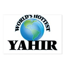 World's Hottest Yahir Postcards (Package of 8)