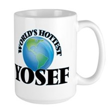 World's Hottest Yosef Mugs