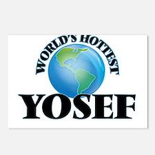 World's Hottest Yosef Postcards (Package of 8)