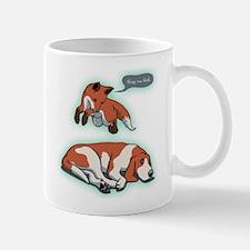 Quick Fox, Lazy Dog Mug