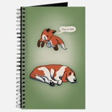 Quick Fox, Lazy Dog Journal