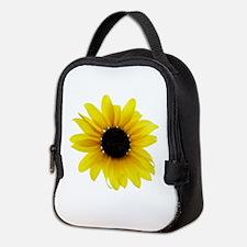 Sunflower Neoprene Lunch Bag