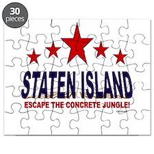 Staten Island Escape The Concrete Jungle Puzzle
