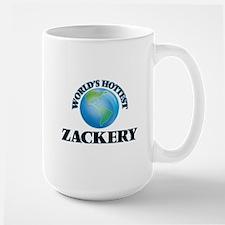 World's Hottest Zackery Mugs