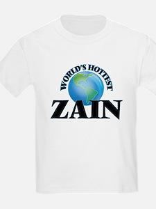 World's Hottest Zain T-Shirt