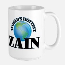 World's Hottest Zain Mugs