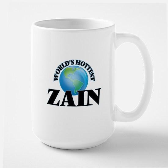 World's Hottest Zain Mugs