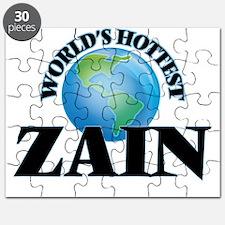 World's Hottest Zain Puzzle