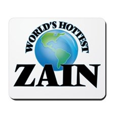 World's Hottest Zain Mousepad