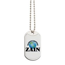 World's Hottest Zain Dog Tags