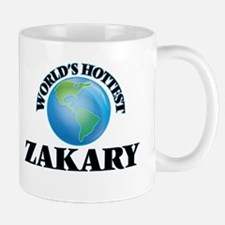 World's Hottest Zakary Mugs