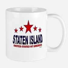 Staten Island U.S.A. Mug