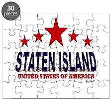 Staten Island U.S.A. Puzzle