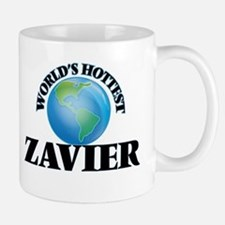 World's Hottest Zavier Mugs