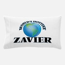 World's Hottest Zavier Pillow Case