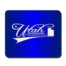 Utah State of Mine Mousepad
