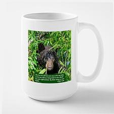 Black Bear - 1 Peter 2:24 Mugs
